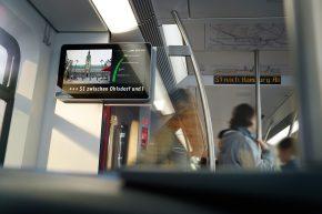 Der Störungsticker im Fahrgastfernsehen – Aktuelle Infos in unseren Zügen