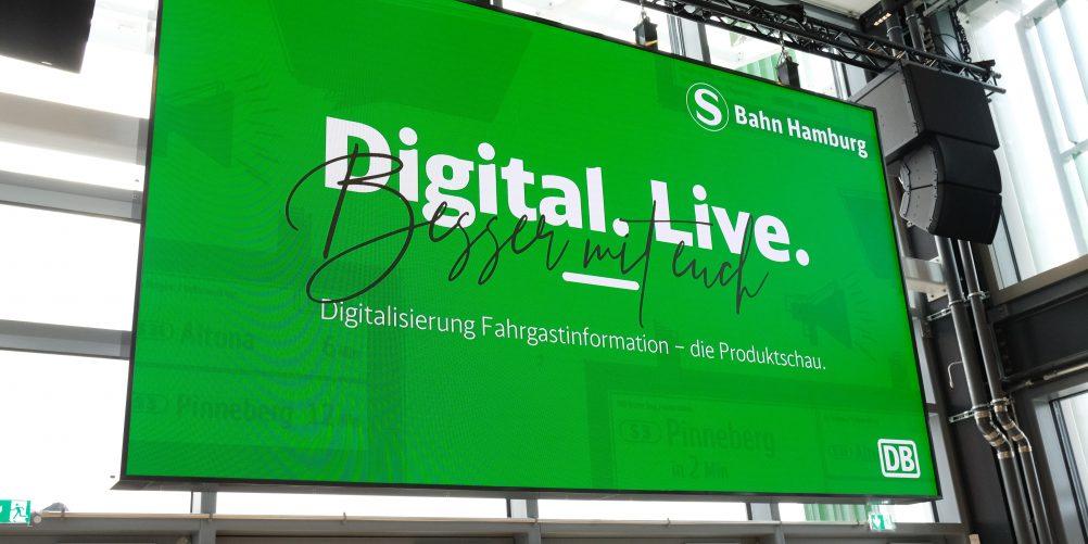 Nächster Halt: Zukunft – Wir zeigen euch unsere neue digitale Informationswelt
